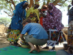 Field work fun, Burkina Faso
