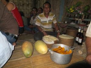 Dinner time, Laos